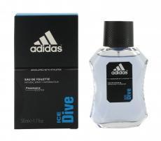 Adidas Ice Dive Eau De Toilette Man 50ml